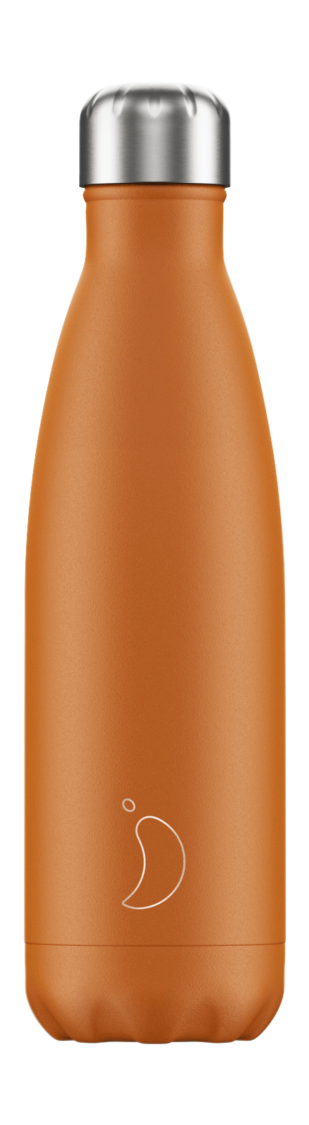 Chilly´s Juomapullo Matte Burnt Orange 500ml