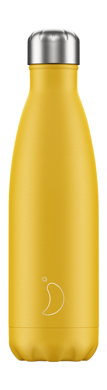 Chilly´s Juomapullo Matte Burnt Yellow 500ml