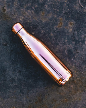 Chilly´s Juomapullo Chrome Rose Gold 260ml