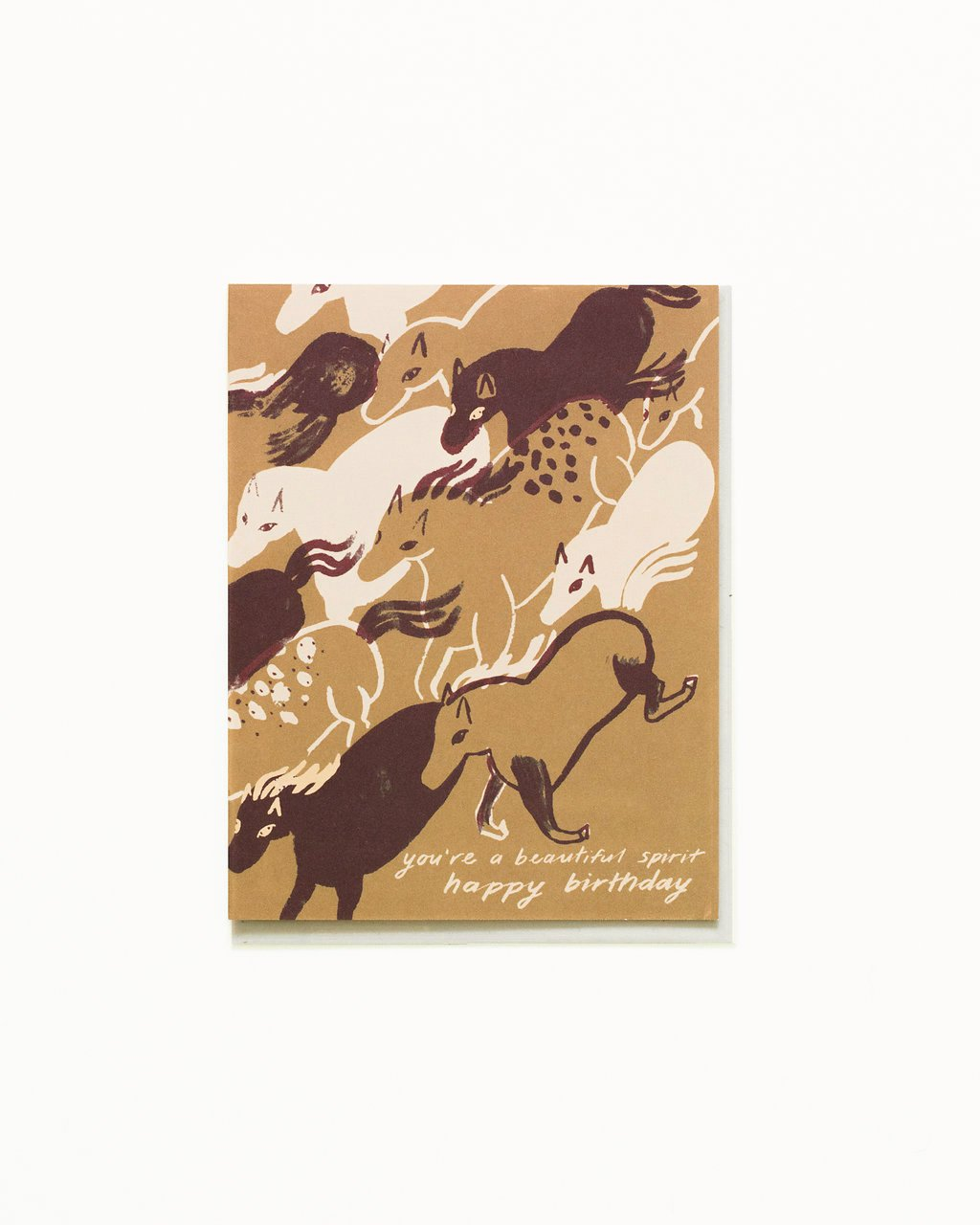 spirit birthday card