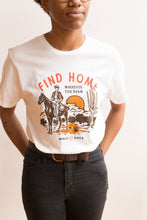 Load image into Gallery viewer, find home tee