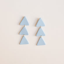 Load image into Gallery viewer, the margot earrings in blue