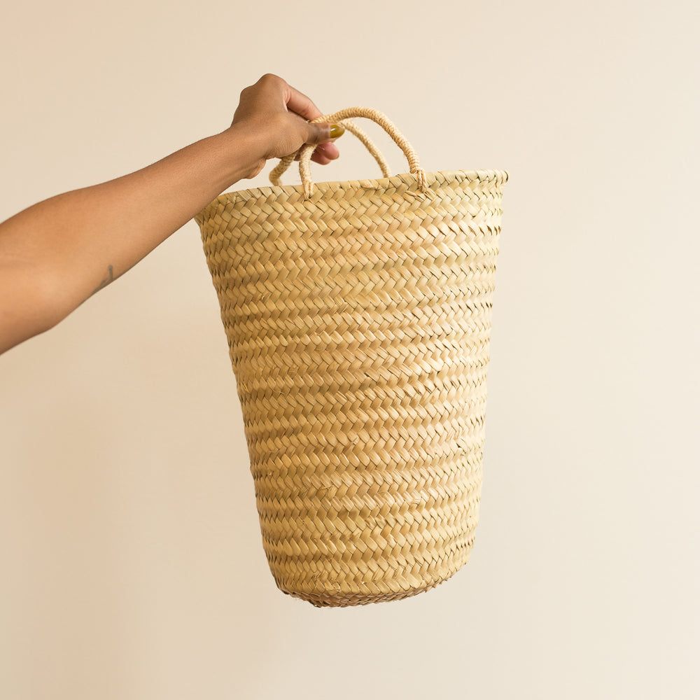 portland basket bag