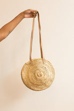 Load image into Gallery viewer, tulum straw bag