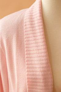 pink sweater set