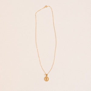 our lady of grace necklace