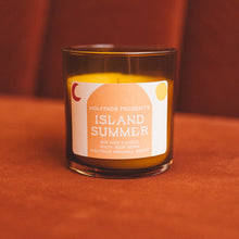 Load image into Gallery viewer, island summer candle
