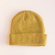 Load image into Gallery viewer, mustard beanie