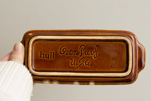 hull butter dish
