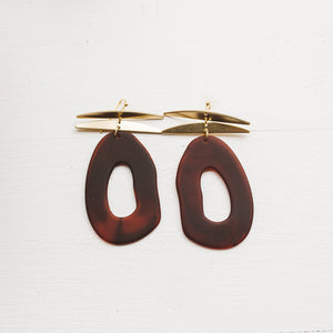 the dougan earrings