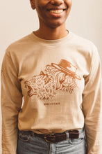 Load image into Gallery viewer, wolfpack long sleeve tee