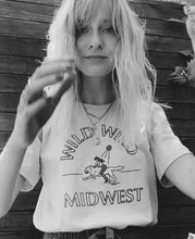 Load image into Gallery viewer, wild wild midwest tee