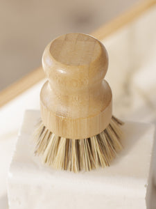 pot scrubber hand brush