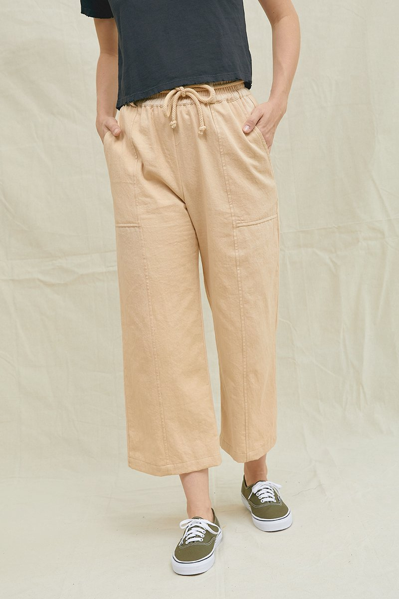 organic cotton adventure pants