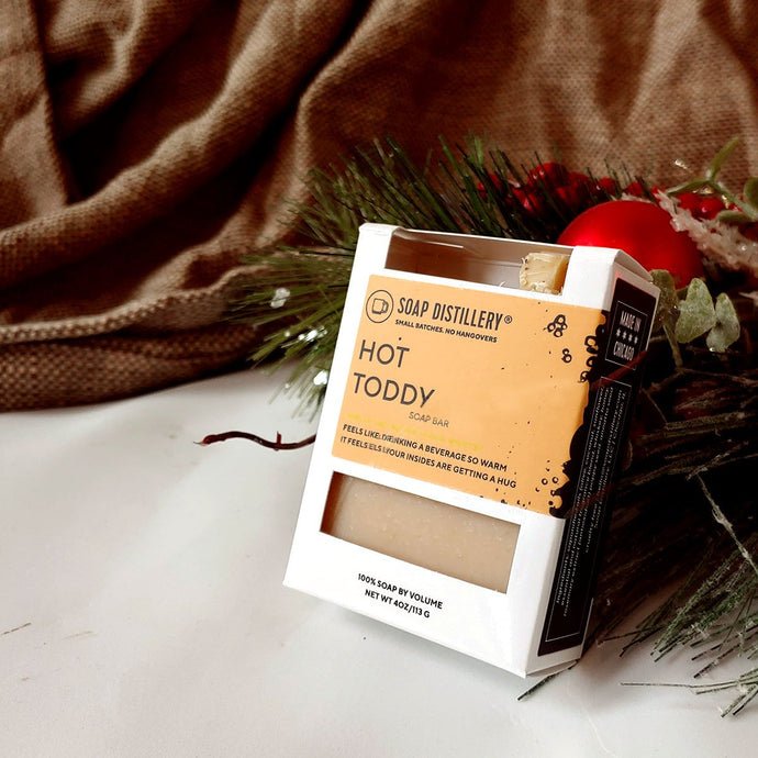 hot toddy soap bar