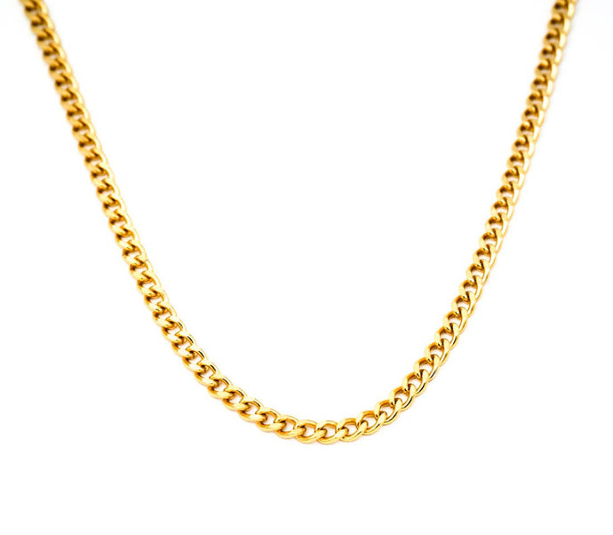 elliot mini chain necklace