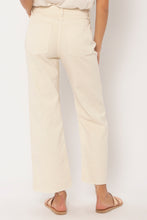 Load image into Gallery viewer, sunshine denim pants in white