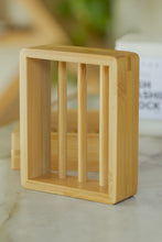 Load image into Gallery viewer, bamboo soap shelf
