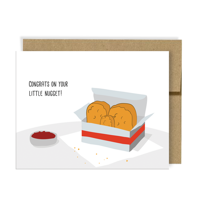 little nugget card