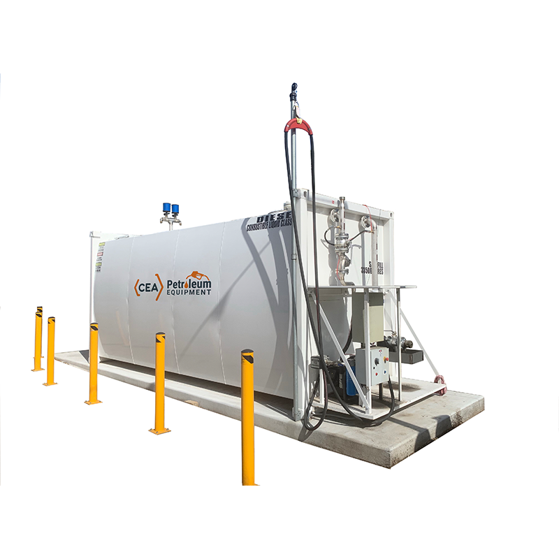 CEA Containerised Self Bunded Tank Range - CEA Petroleum