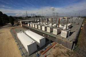 iFUEL CON-65 65,000L Self Bunded Tank Farm deployed in a power generation application