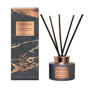Luna - Sandalwood & Patchouli Diffuser 120ml