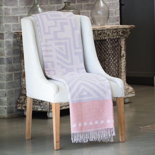 Cotton Global Tribe Throw 150X200cm