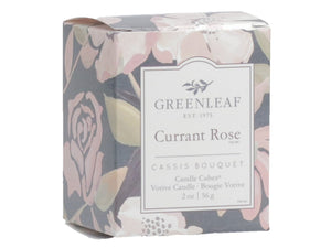 Currant Rose Cube Candle