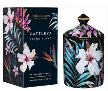 Load image into Gallery viewer, SG - Urban Botanics - Cattelya & Ylang Ylang Candle