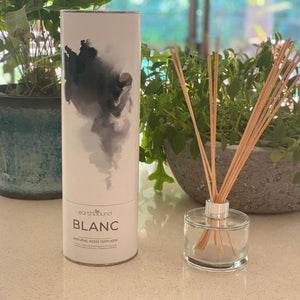 New Earthbound Blanc Reed Diffuser 150ml