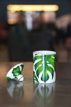 Load image into Gallery viewer, SG - Urban Botanics - Coconut & Lime Zest Ceramic Candle