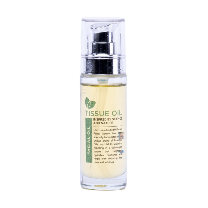 Tissue Oil - Night Repair Facial Oil 30ml