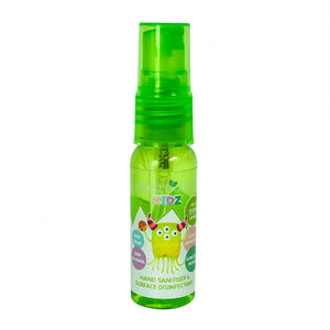 Earthbound Kidz - Monsters Eco Hand Sanitiser 20ml