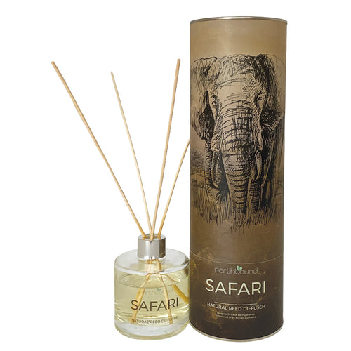 New Earthbound Safari Reed Diffuser 150ml