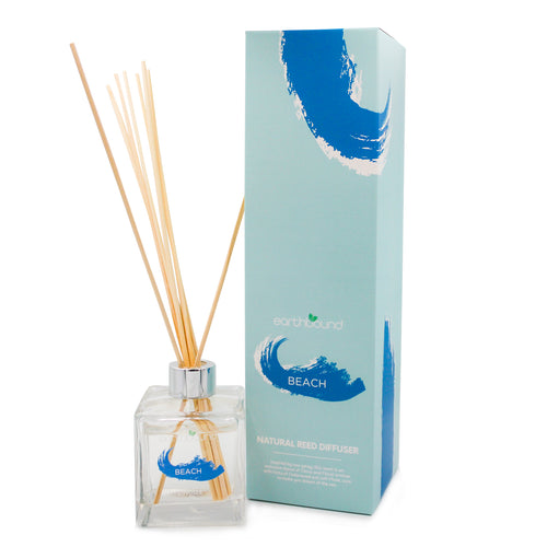 Earthbound Beach Natural Reed Diffuser 150ml