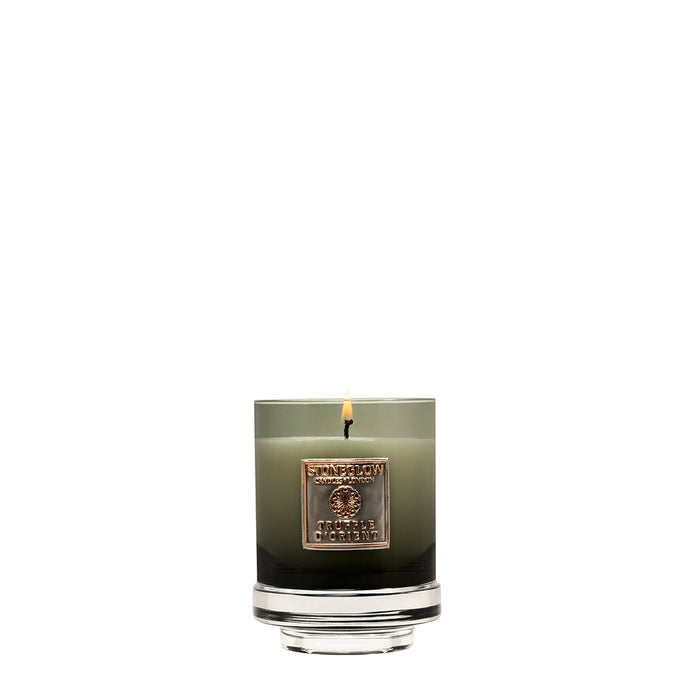 SG - Metallique Truffle D'Orient Boxed Candle