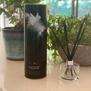 New Earthbound Noir Natural Reed Diffuser 150ml