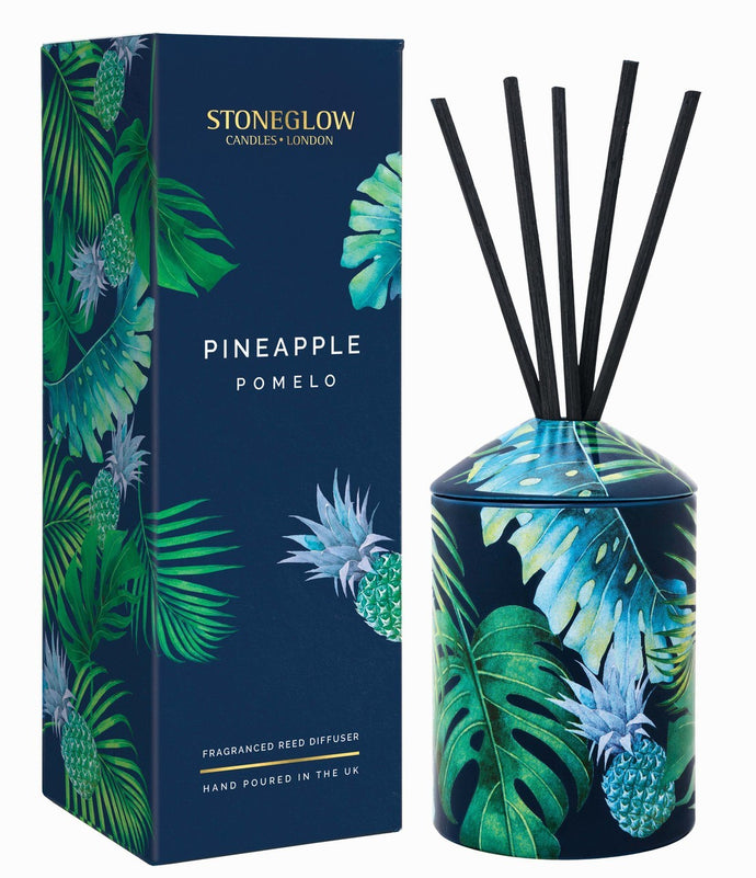 SG - Urban Botanics - Pineapple Pomelo Diffuser 200ml
