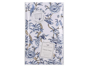 Greenleaf Note Pad -with free Scent Sachet