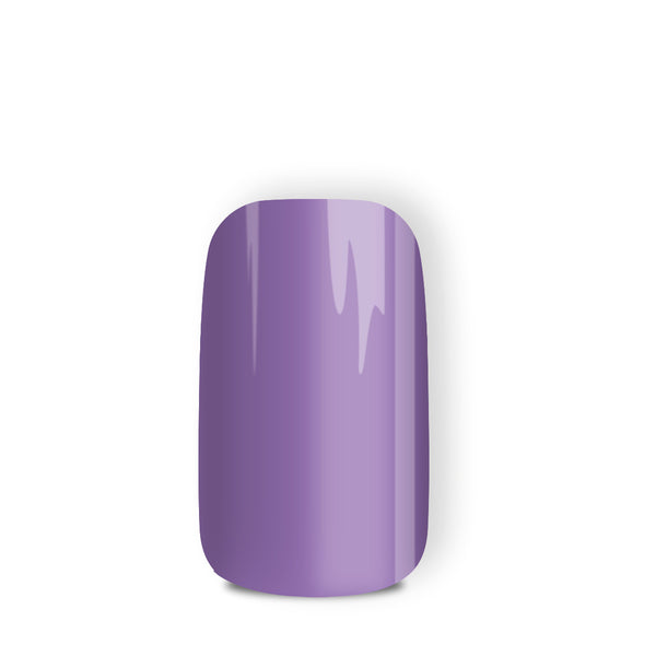 Lavender Dawn - nail wraps - a salon finish without a manicure