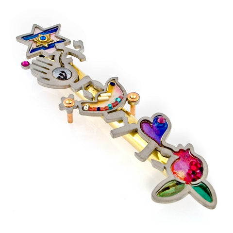Seeka Ahava Love Mezuzah