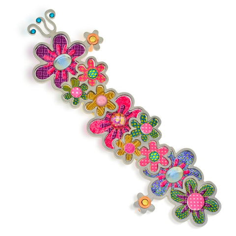 Seeka Blossoms Mezuzah