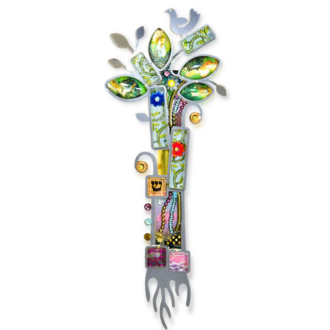 Seeka Tree Of Life Mezuzah
