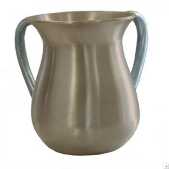 Emanuel Wash Cup-Gold Anodized Aluminum-Item#NYM-3