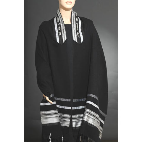 Eretz Men's Tallit-Item#5026