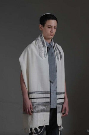 Eretz Men's Tallit Set-Item#T-101A