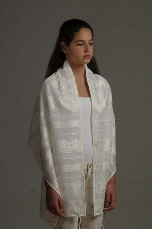 Eretz Women's Tallit Set-Item#T-143A