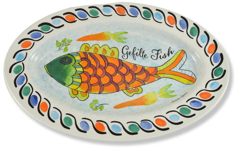 Gefilte Fish Platter-Item#27370