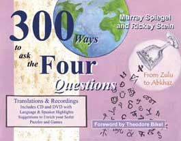 300 Ways to ask the Four Questions