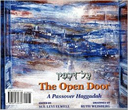 Haaggadah-The Open Door
